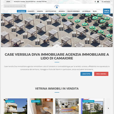 Case Versilia Real estate agency