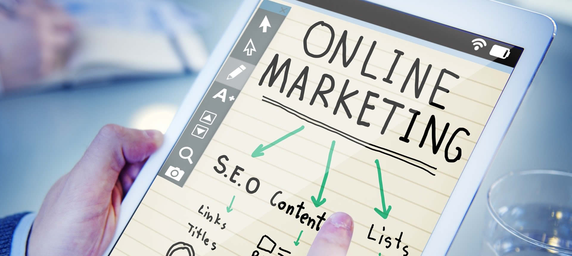 Online Marketing e SEO